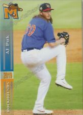 2019 Midland RockHounds AJ Puk RC Rookie Oakland Athletics