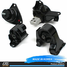 Engine Motor Mount Kit for Automatic Transmission AT for 2007-12 Hyundai Elantra