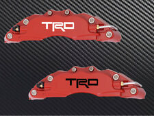Toyota TRD Premium brake caliper decals stickers x 6