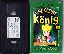 VHS Der kleine König 3 - Auf der Wippe - Hedwig Munck - FSK 0