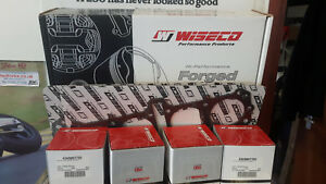 Suzuki GSX1100EFE/1229cc Wiseco Piston Kit