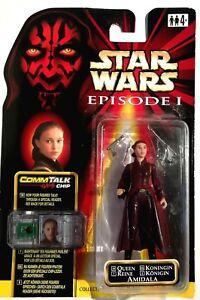 Star Wars Blister Figur Königin Amidala OVP + NEU