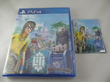 Lili PS4 PlayStation 4 Limited Run game #77 new sealed LRG