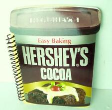 Hershey's Cocoa Easy Baking Spiral Bound Book 2004