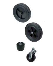 Kit ruote ruota per compressore Ø250 100-270 Litri ricambio aria compressa NUAIR