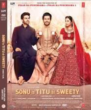 SONU KE TITU KI SWEETY DVD - KARTIK AARYAN - 2018 BOLLYWOOD MOVIE DVD ALL REGION