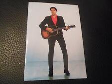 ELVIS PRESLEY POSTCARD SPAIN SPANISH AK CARD POSTKARTE POSTAL OSCARCOLOR Nº 398