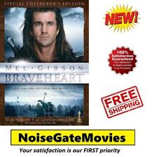New - Braveheart Dvd Special Collectors Edition 2-Disc Set - Ships Out Same Day!