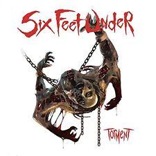 SIX FEET UNDER CD - TORMENT (2017) - NEW UNOPENED - ROCK METAL - METAL BLADE