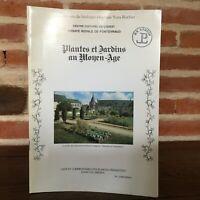 Plantas Y Jardines A Medieval Abbey Royal Fontevraud Cambornac 1988