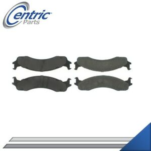 Front Brake Pads Set Left and Right For 1999-2003 DODGE RAM 3500 VAN