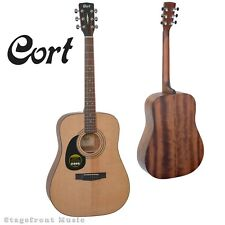 CORT AD810L LEFT HAND ACOUSTIC GUITAR NATURAL SATIN FINISH  *BRAND NEW*