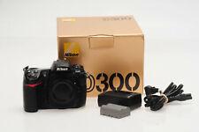 Nikon D300 12.3MP Digital SLR Camera Body                                   #114