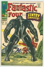FANTASTIC FOUR 64 7.0 7.5 WHITE PAGES  NICE PAGES GLOSSY COVER BIG BEN RC