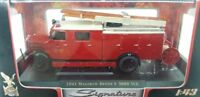Model Fire Engines, Magirus-Deutz S 3000 Slg - 1941  1/43, Road Signature