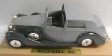 Voitures, camions et fourgons miniatures Solido pour Rolls-Royce 1:43