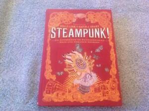 Steampunk Edited By Kelly Link & Gavin J. Grant Book