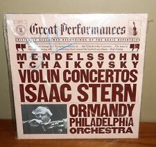 SEALED Tchaikovsky GREAT PERFORMANCES-Violin Concertos Vinyl RECORD LP~1981