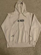 2016 Purpose The World Tour All Access Hoodie Bieber S