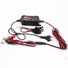 Chargeur de batterie 12/6V 1.2A Car Battery Charger Lead Acid Battery Maintainer