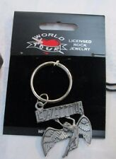LED ZEPPELIN KEY CHAIN VINTAGE METAL  KEYCHAIN NEW FROM LATE 90'S