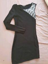 Armani Exchange Black Dress Size  UK 10