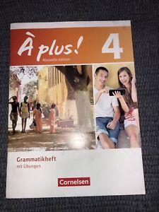 À plus! Nouvelle édition. Band 4. Grammatikheft (Taschenbuch, guter Zustand)