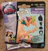 Hasbro Littlest Pet Shop Blind Bag Rings Nests & Nooks