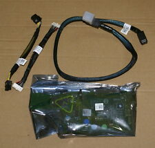 """New Dell PowerEdge R730xd Rear Flex Bay 2.5"""" Drive Backplane Kit NHDXG, Cables"""