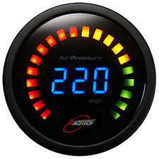 52mm Air Pressure Gauge Meter Blue LED endless Viair ARB/on board Air suspension