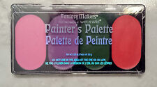 Wet N' Wild Fantasy Makers Pink Purple Green Red Pixie Princess Painters Palette