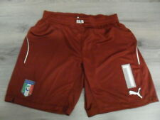 FW14 PUMA t. XL ITALIA 1 BUFFON PANTALONES CORTOS MUNDIALES WCUP SHORTS SHORT RD