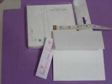 Lifestyle Crafts Letterpress Paper Square Envelopes ~ 25ct. ~ White 5.5 x 5.5