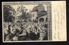 BRASSERIE carte publicitaire BIERE  HB Allemagne Chope KGL HOFBRAU HAUS