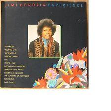 "JIMI HENDRIX ""EXPERIENCE; BEST OF"" - ISRAEL CD"