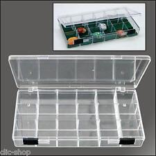 BOX PICCOLO IN PVC TRASPARENTE PER MINERALI CRISTALLI FOSSILI ECC.