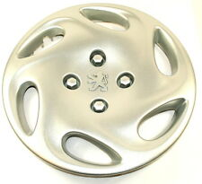 "Peugeot 206 SINGLE 14"" Wheel Trim Hub Cap New + Genuine 5416A1"