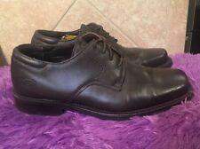 Havana Joe Brown Leather Oxfords Made In Spain Men's US 8.5M EUR 41