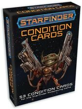 Starfinder RPG: Condition Cards Set by Paizo Publishing (53 Card Set) PZO7104
