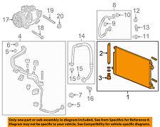 Chevrolet GM OEM 2016 Spark Air Conditioner-Condenser 94524859