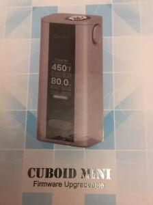 Joyetech cuboid mini mod colour - Grey
