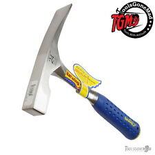 Estwing E3-24BLC 24oz Bricklayer Hammer Vinyl Shock Reduction Handle End Cap New