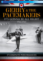Gerry and the Pacemakers: It's Gonna Be Alright - 1963-1965 DVD (2016) Gerry &