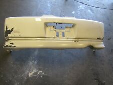 2005-2006 ACURA RSX TYPE S K20Z1 OEM FACTORY REAR BUMPER COVER ASSY WHITE