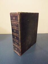 1813 KJV Bible printed by George Long