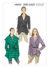 Vogue Patterns Näh-Schnittmuster für Jacken/Mäntel
