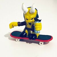Tech Deck Dudes Skateboard Figure with Magnetic Skateboard 2005 X-Concepts Toy