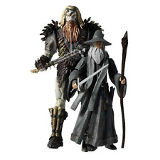 """Lord of The Rings Hobbit Blog & Gandalf The Grey 375"""" Action Figure New & Sealed"""