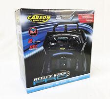 500707122 CARSON REFLEX PRO 3 Stick Radio 2 Canali 2,4 Ghz PER RADIOCOMANDO R / C