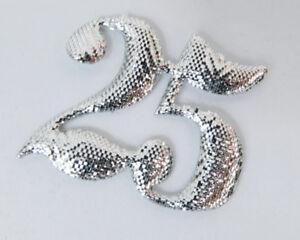 Stücke 26 Anwendung Stoff 25 Hochzeit Silber 3 CM Bomboniere Zum Selber Machen